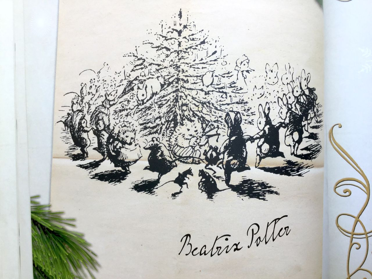 Beatrix Potter, La raccolta di Natale di Peter coniglio, Sperling&Kupfer
