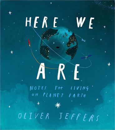 Oliver Jeffers, Here we are