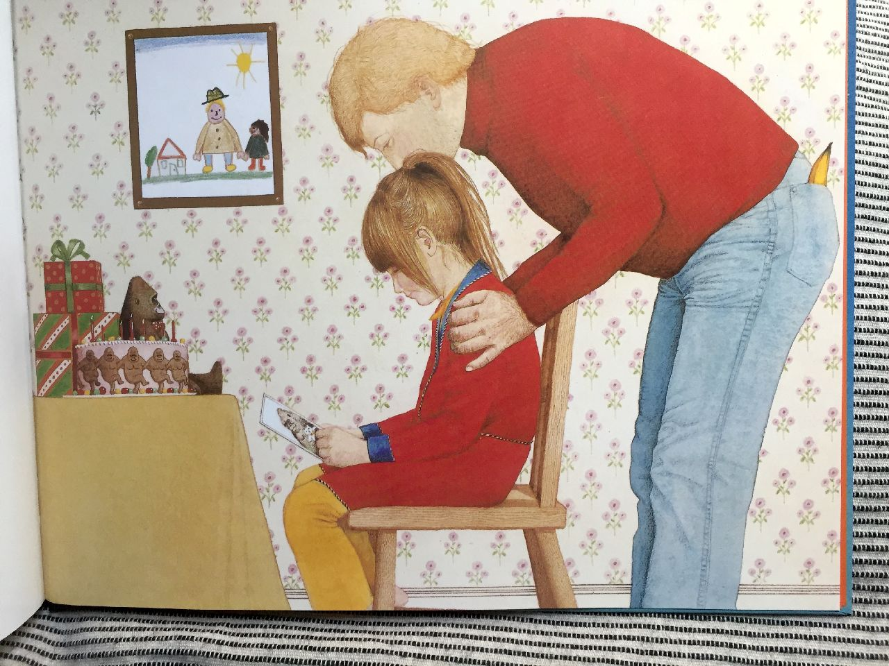 Anthony Browne, Gorilla, Orecchio acerbo