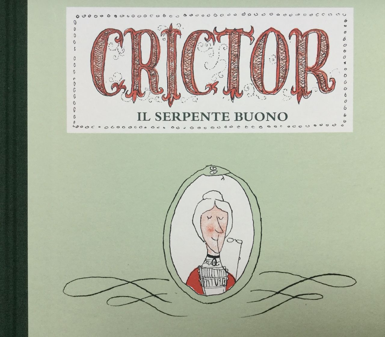 Tomi Ungerer, Crictor, Lupo Guido