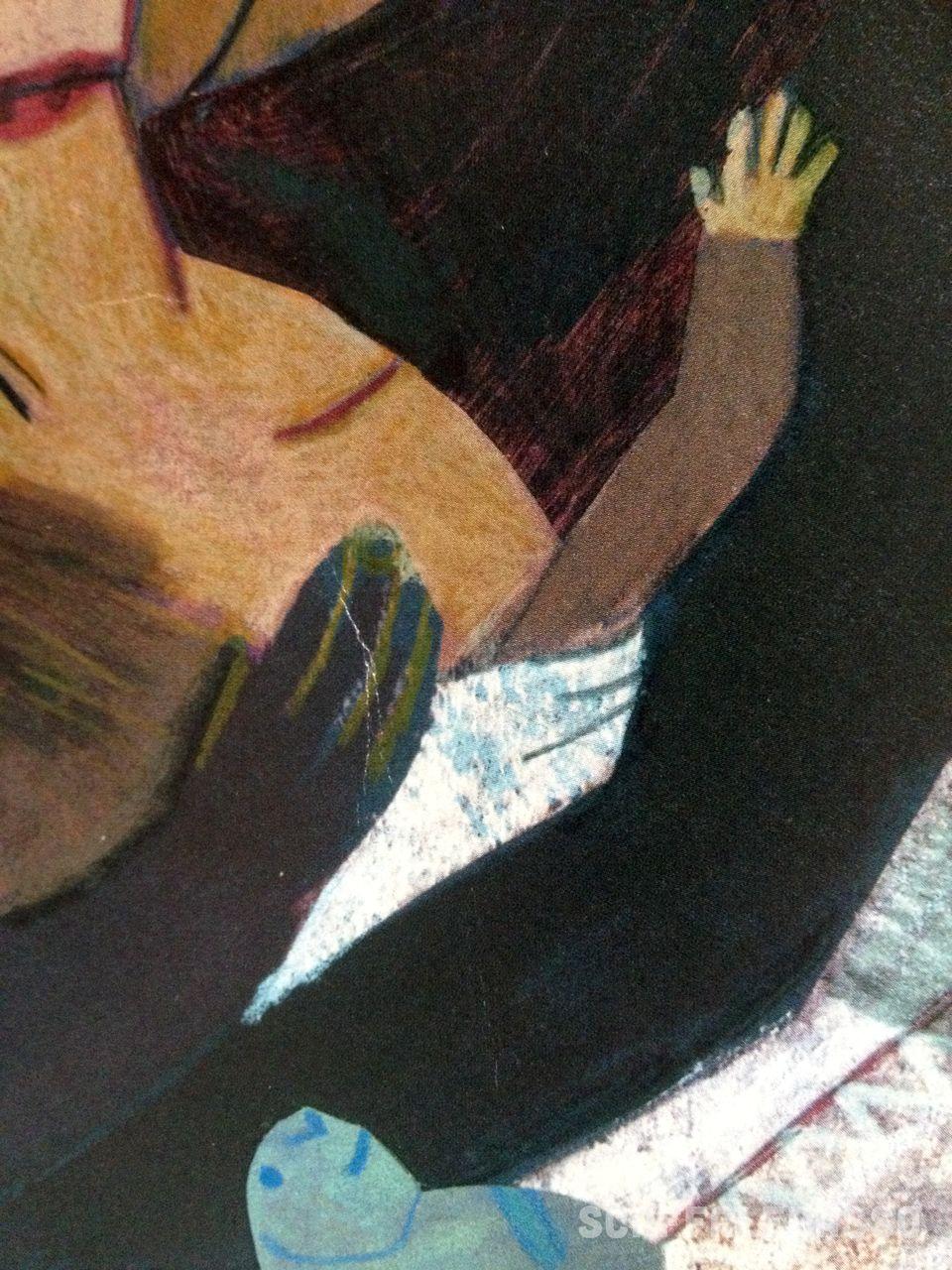 Beatrice Alemagna, Piccolo grande Bubo, Topipittori