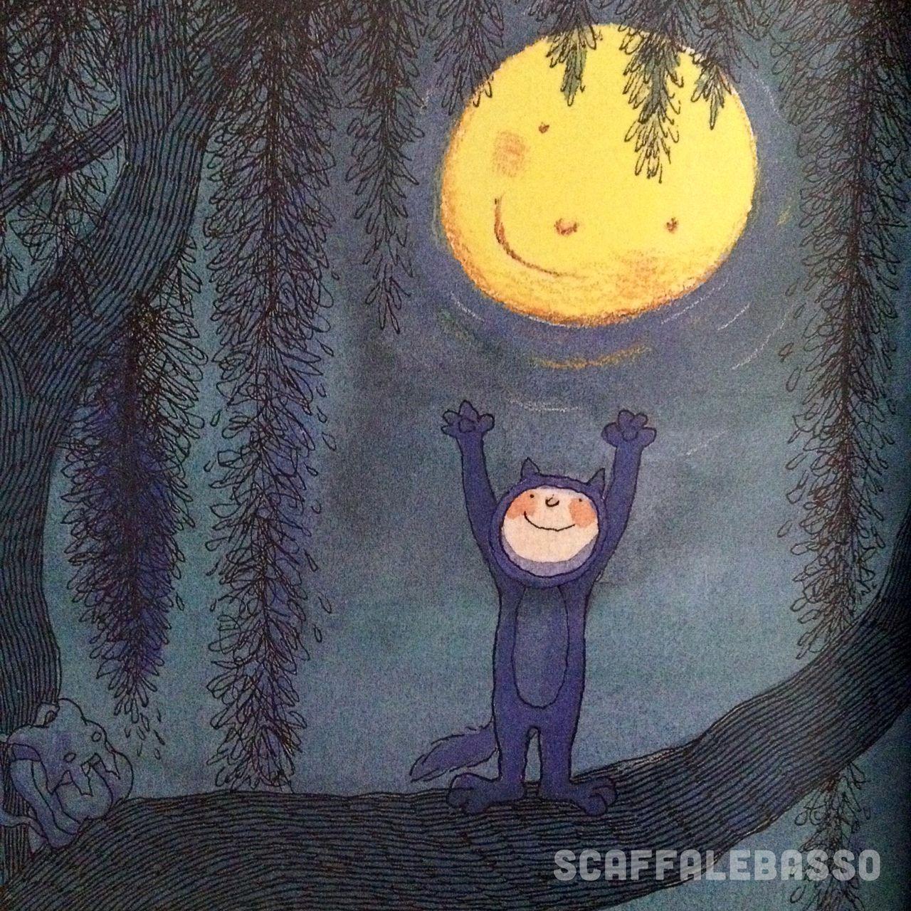 Jimmy Liao, La luna e il bambino, Gruppo Abele editore