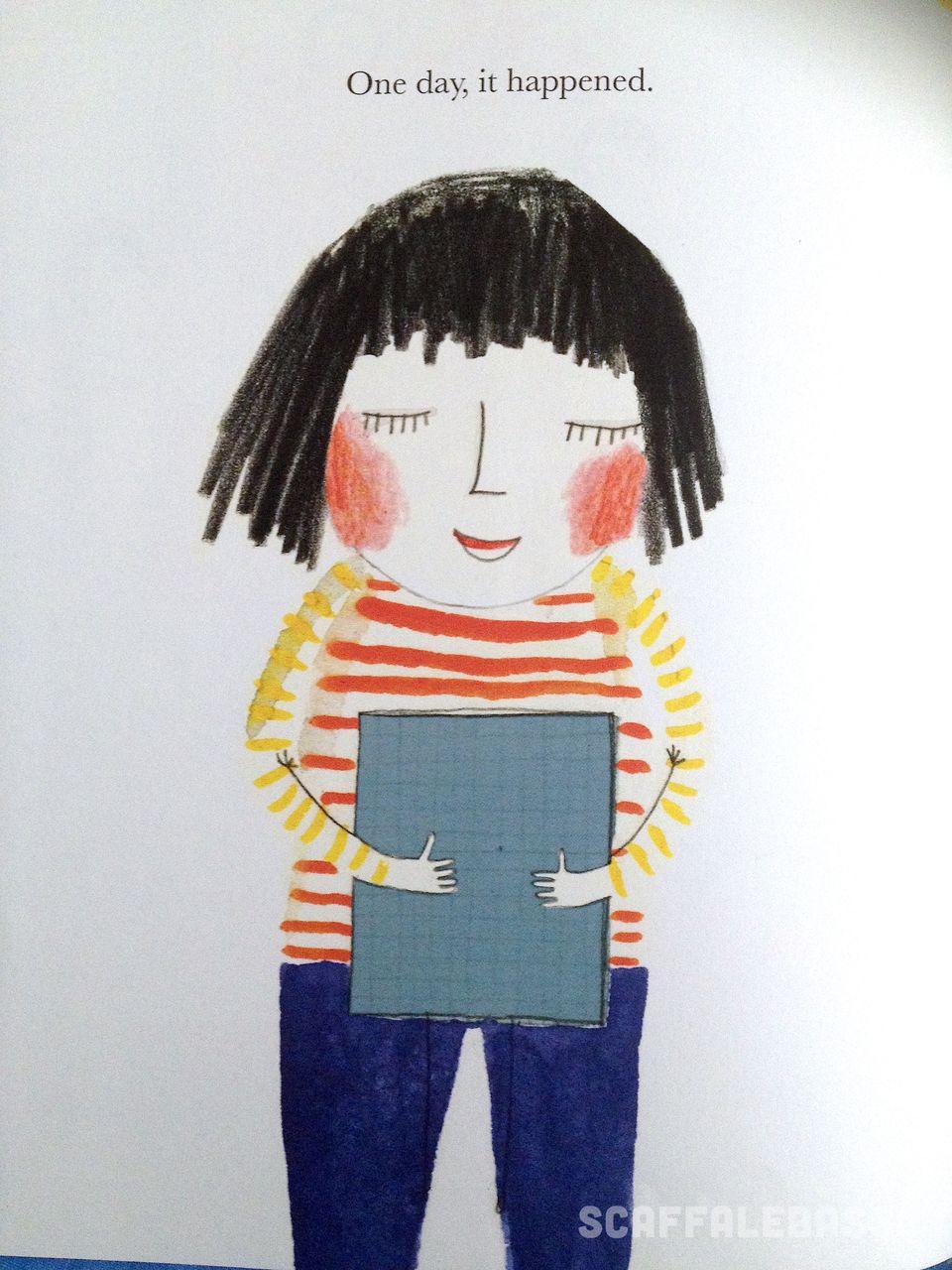 Kristen Hall, Dasha Tolstikova, The Jacket , Enchanted lion books