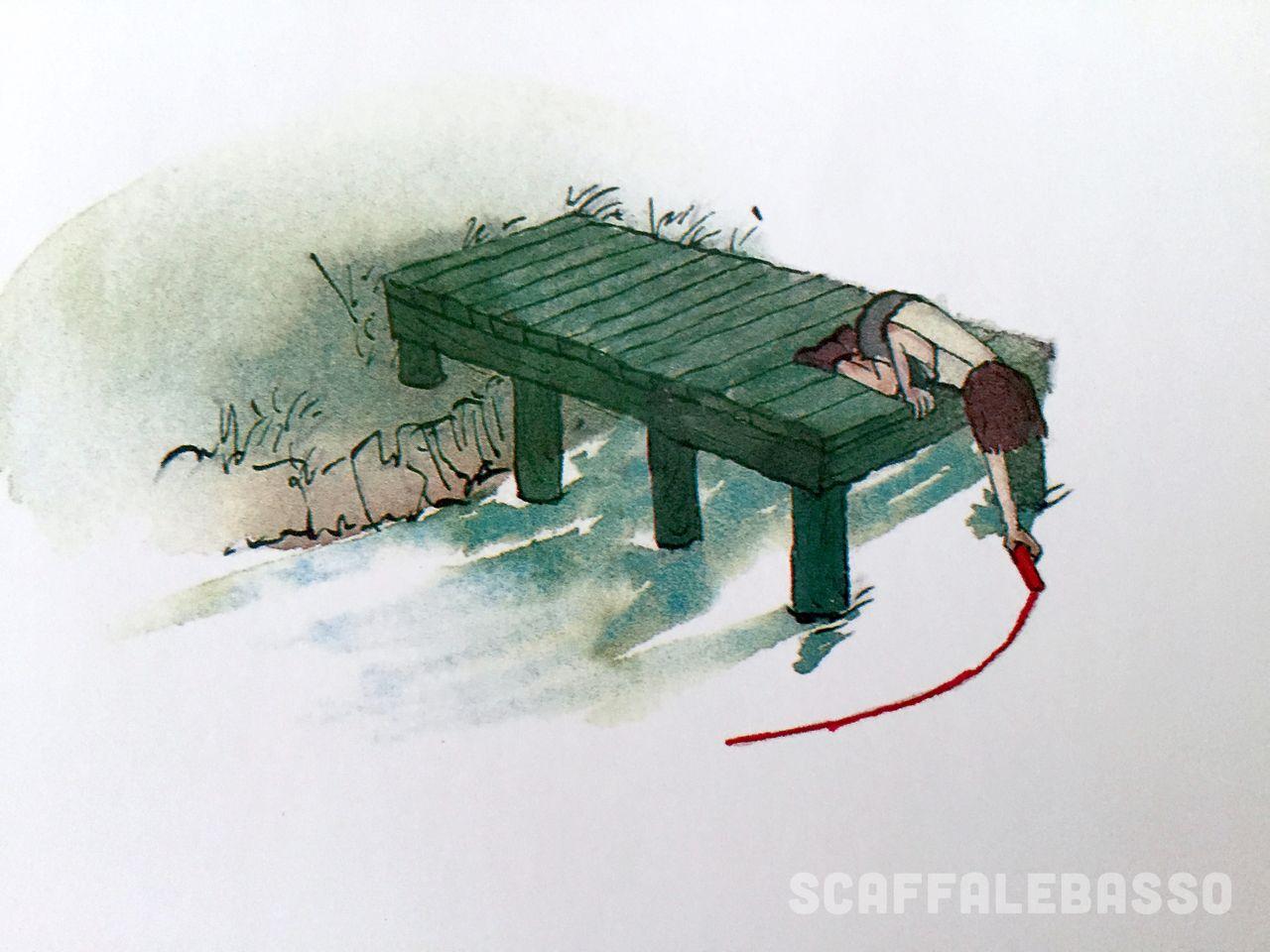 Aaron Becker, Viaggio, Feltrinelli