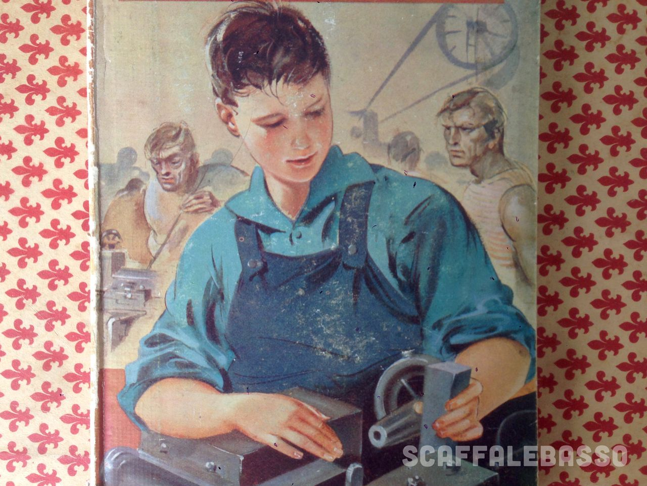 Gino Chelazzi, Tonino l'inventore, Salani, 1961