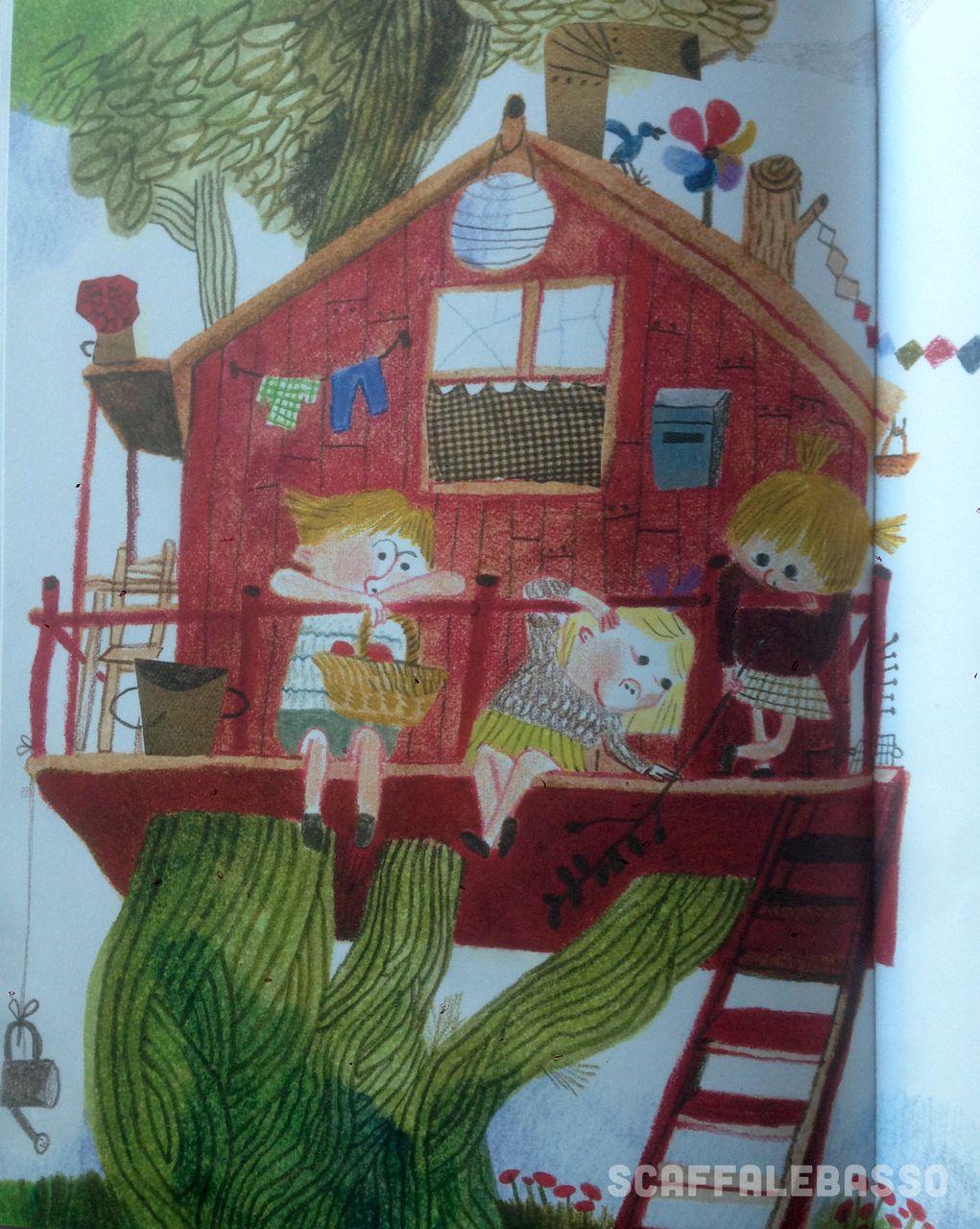Astrid Lindgren, Beatrice Alemagna, Lotta combinaguai, Mondadori