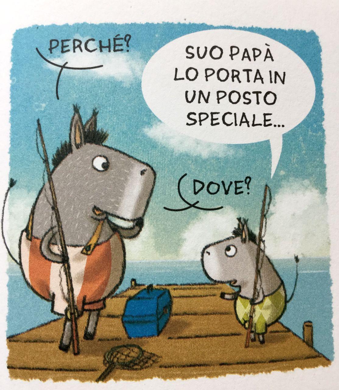 Vecchini Sualzo, Gaetano e Zolletta, Bao