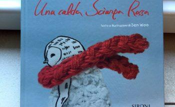 Sen Woo, Una calda sciarpa rossa, Sironi editore