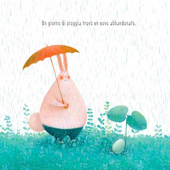 Satoe Tone, La carota gigante, Kite edizioni