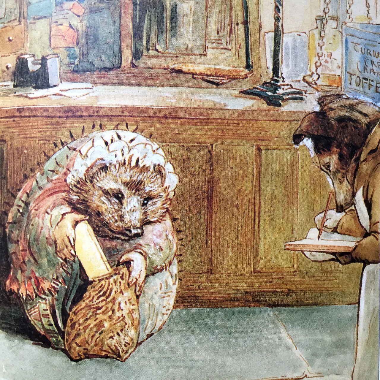 Beatrix Potter, Il mondo di Beatrix Potter, Sperling&Kupfer