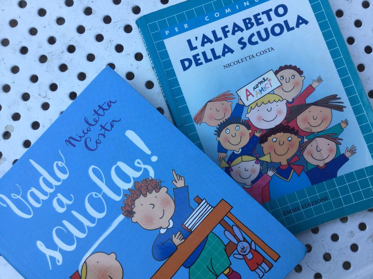 Nicoletta Costa, Vado a scuola, El