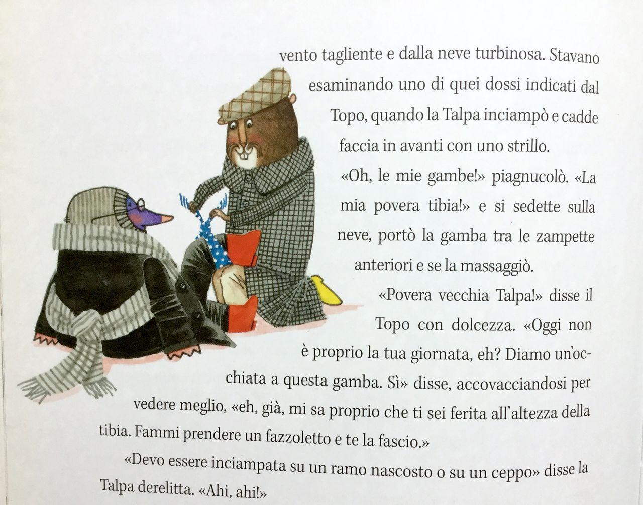 K. Grahame - D. Roberts, Il vento tra i salici, Rizzoli