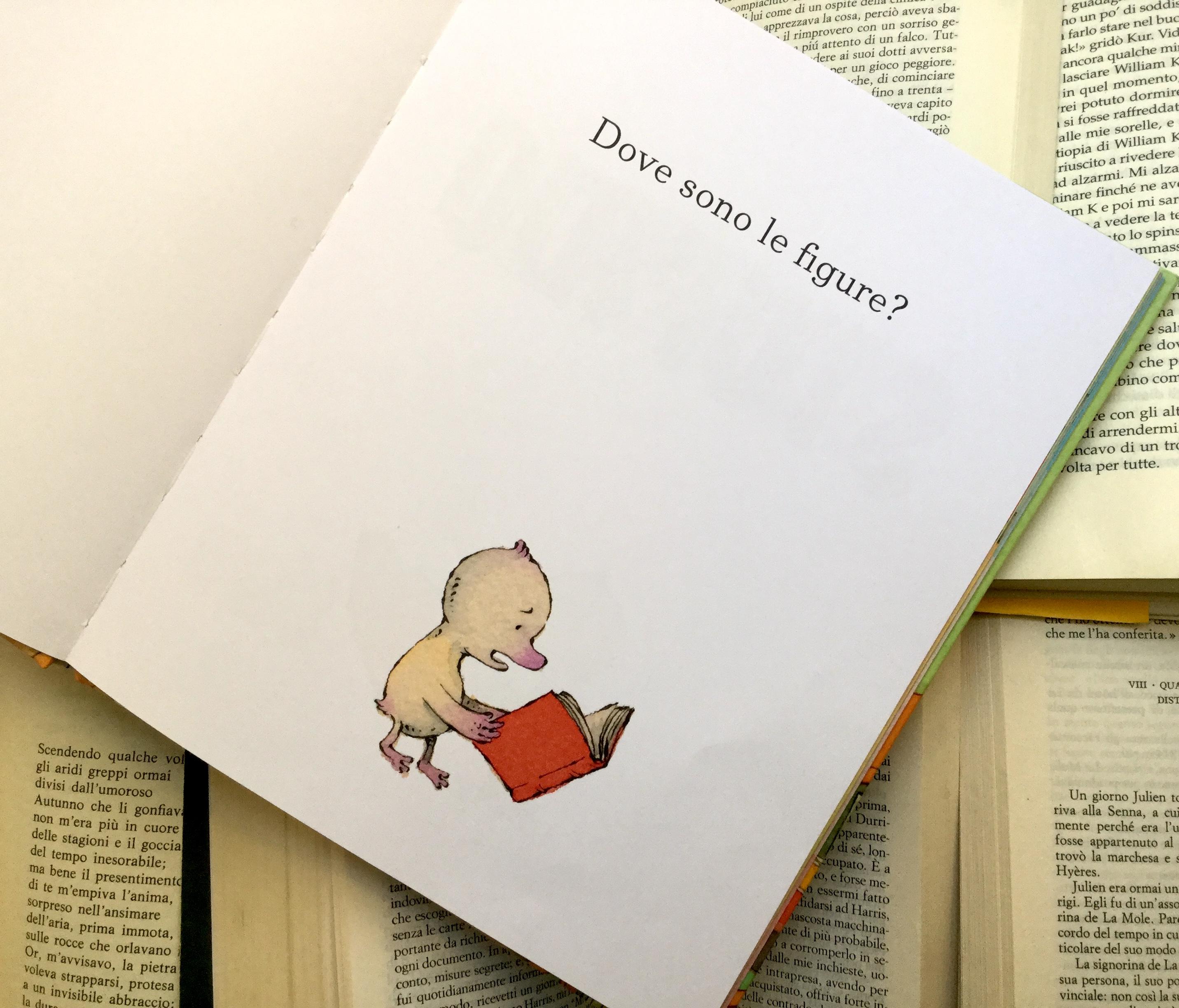 Sergio Ruzzier, Stupido libro! Topipittori