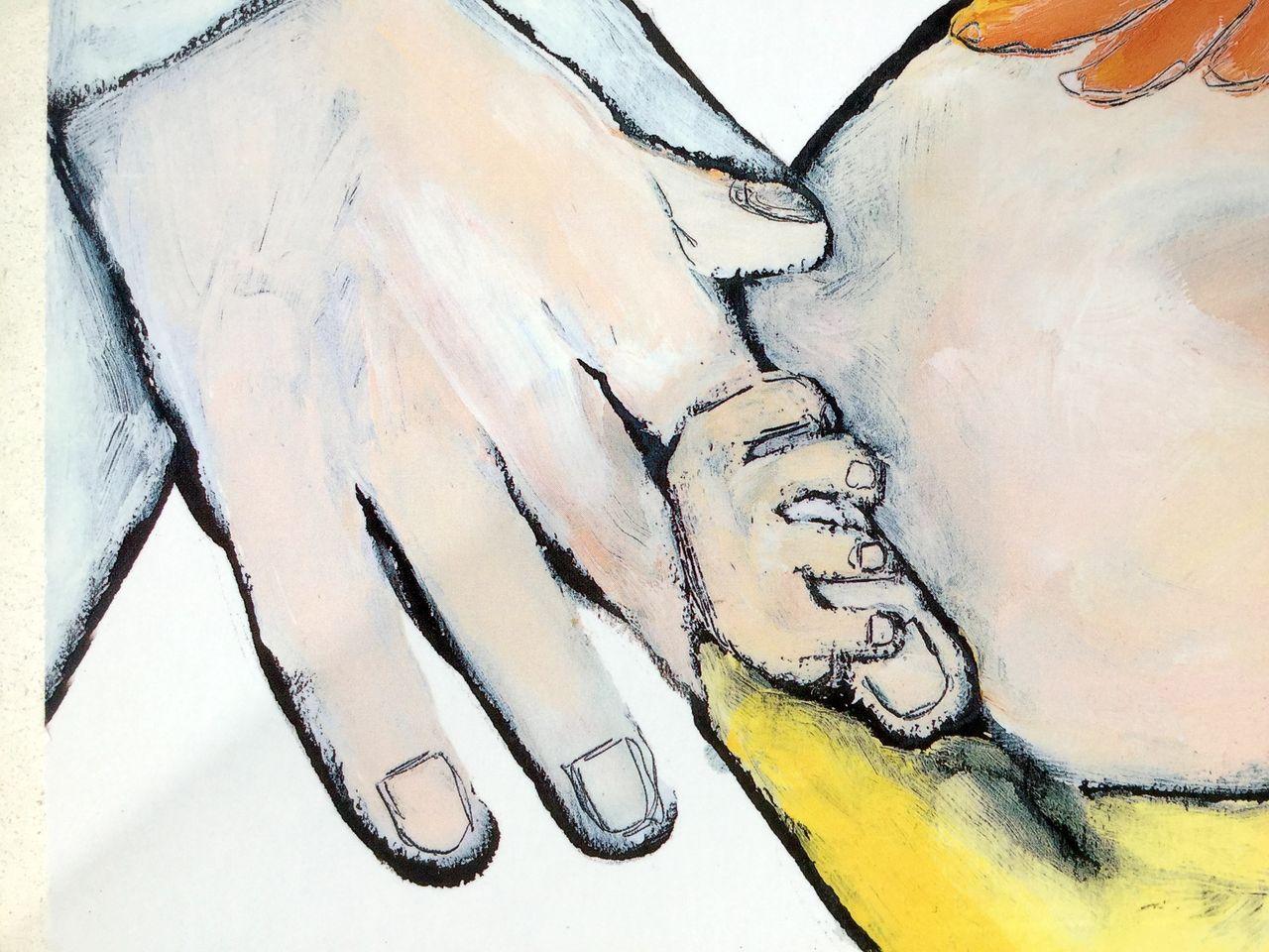 Émile Jadoul, Le mani di papà, Babalibri