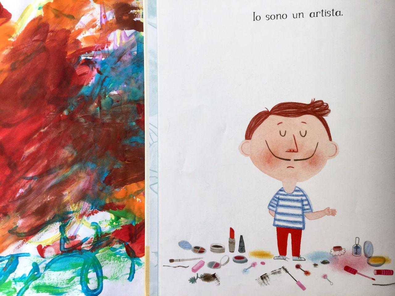 Marta Altés, Io sono un artista, Emme