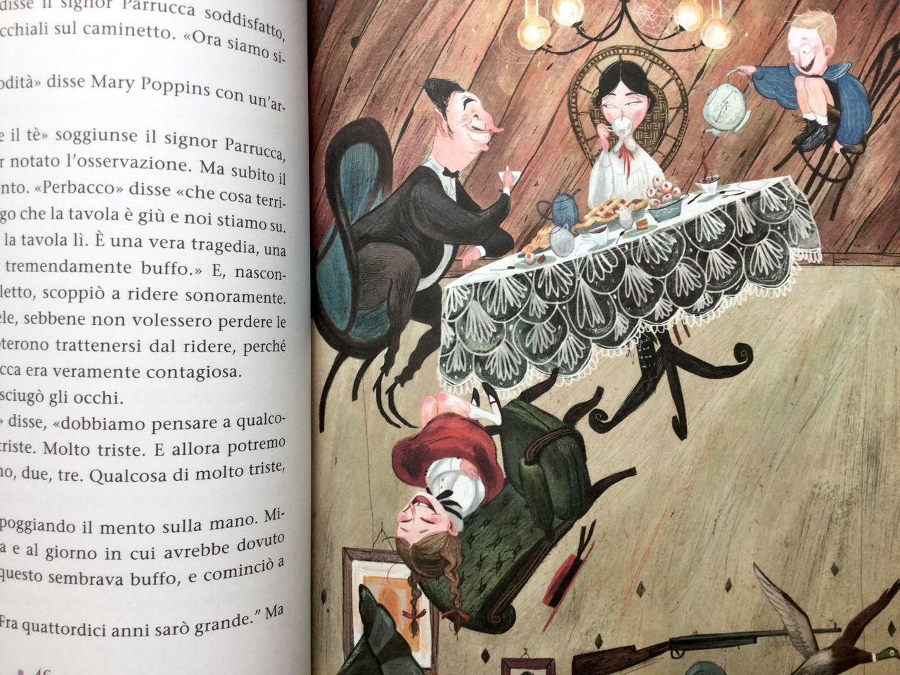 P.L. Travers - Júlia Sardà, Mary Poppins, Rizzoli