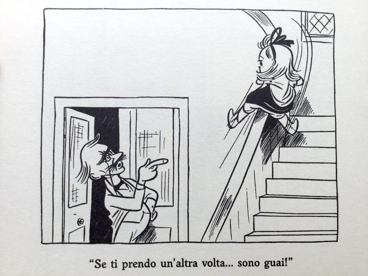 Martha Bertina, La pestifera Susanna, Beisler