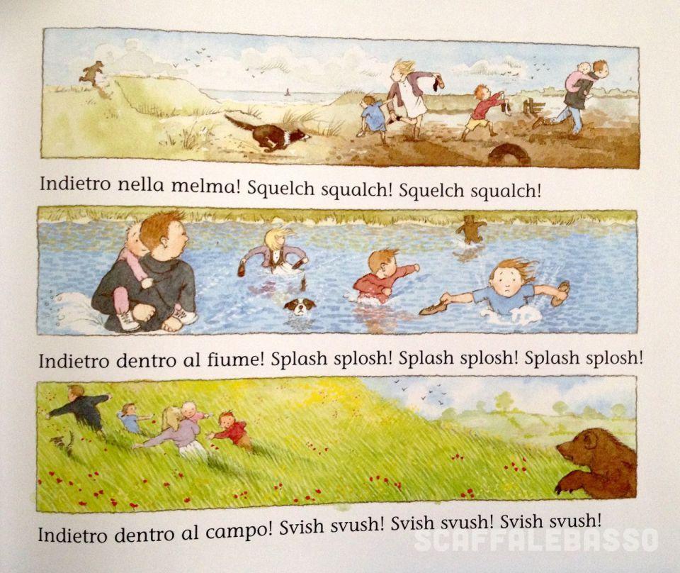 Michael Rosen e Helen Oxenbury, A caccia dell'orso, Mondadori