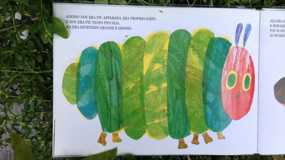 Eric Carle, Il piccolo bruco Maisazio, Mondadori