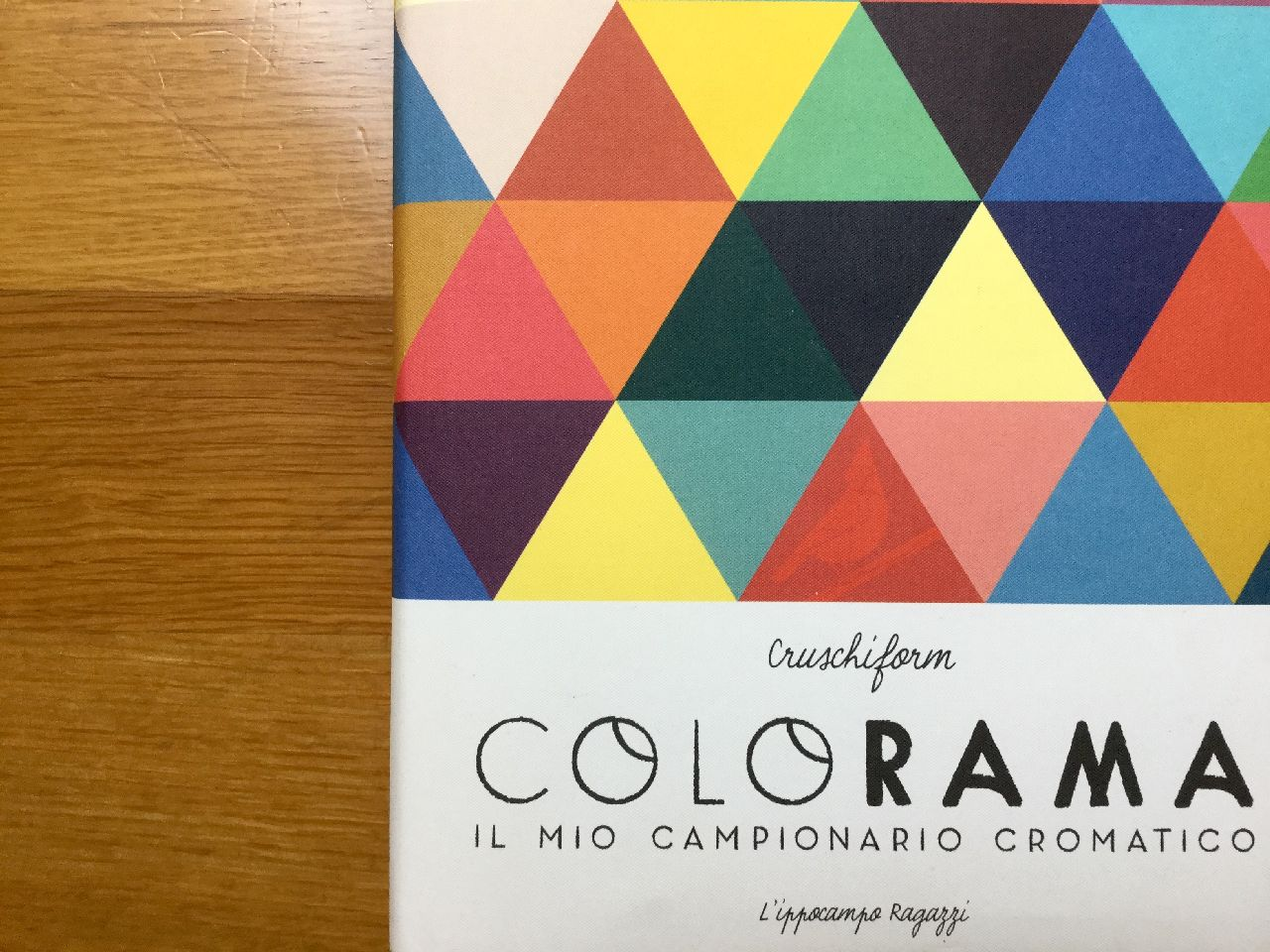 Cruschiform, Colorama, L'ippocampo