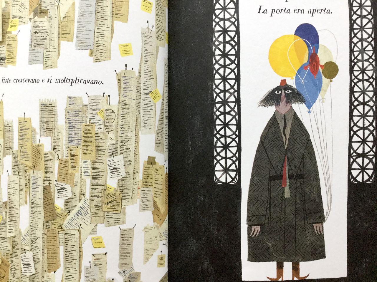 Kyo Maclear - Julia Sardà, La famiglia Lista, Rizzoli