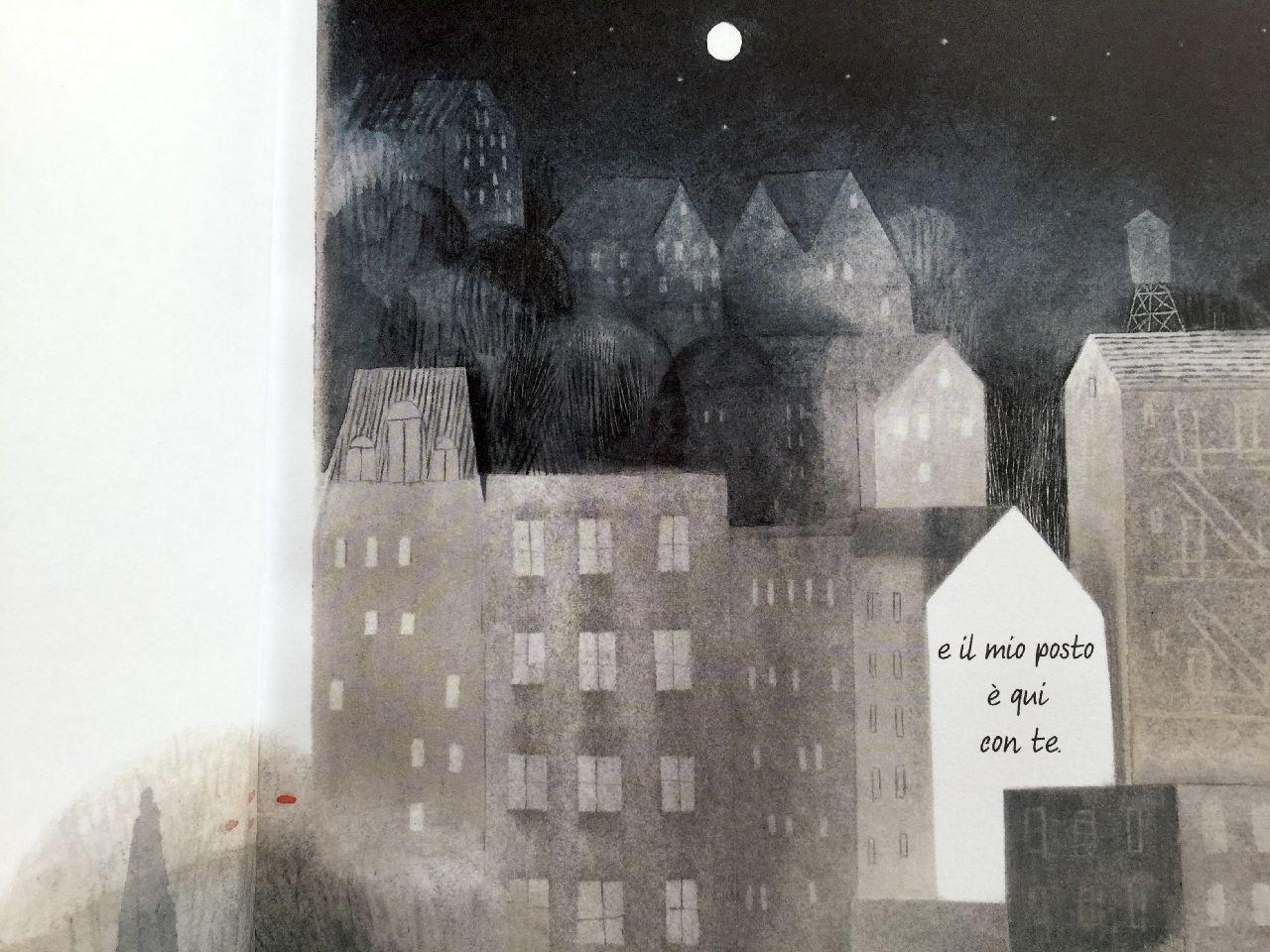 M.H. Clark - Isabelle Arsenault, Qui con te, Terredimezzo