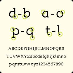 leggimi©, la font disegnata da Sinnos