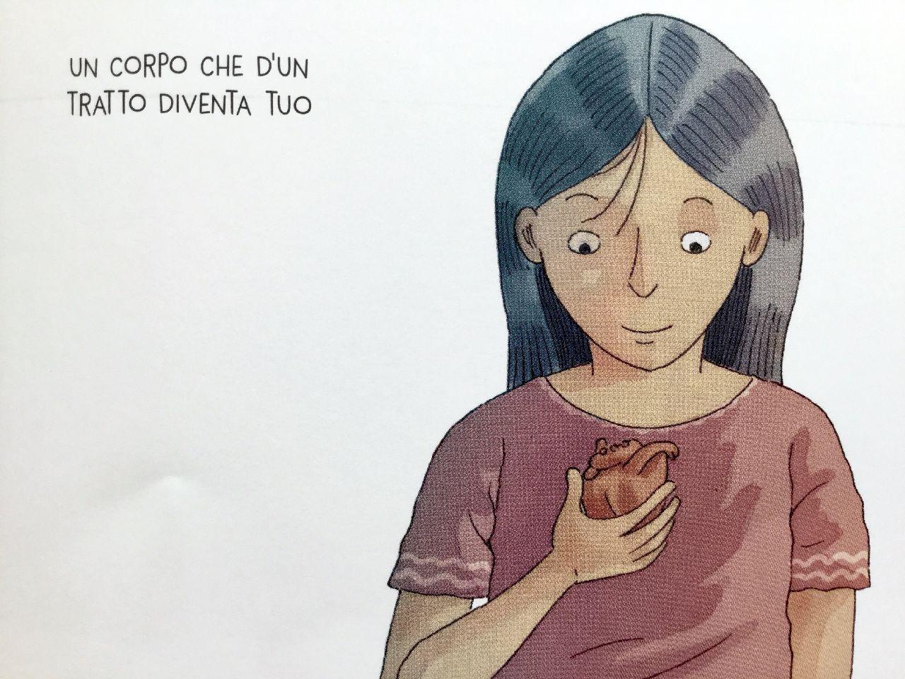 Silvia Vecchini - Sualzo, Forse l'amore, Tunué