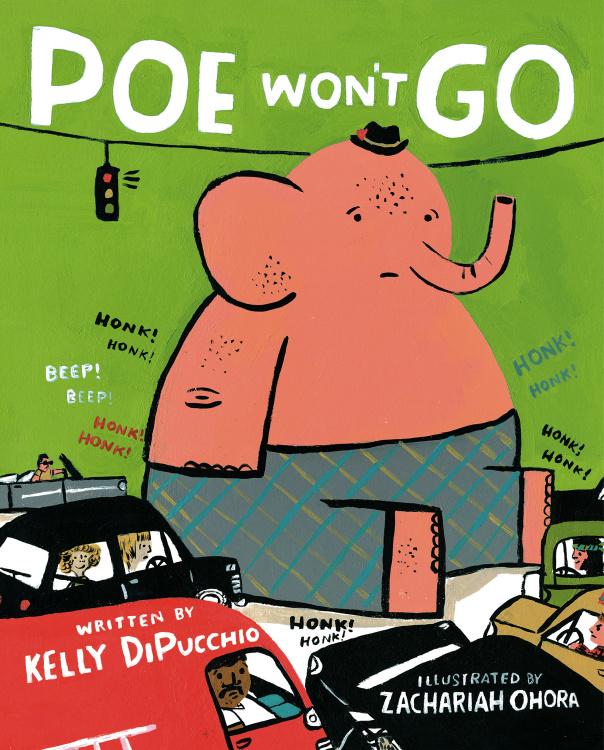 Kelly di Pucchio - Zachariah Ohora, Poe won't go