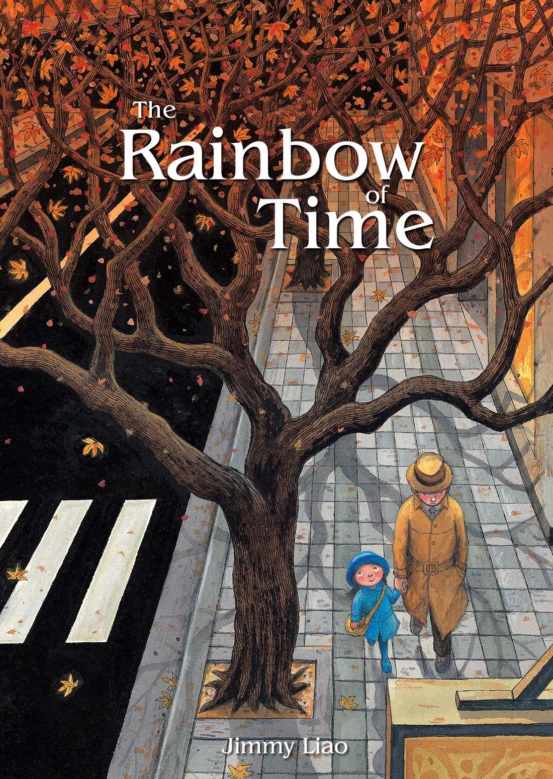 Jimmy Liao, L'arcobaleno del tempo, Terredimezzo