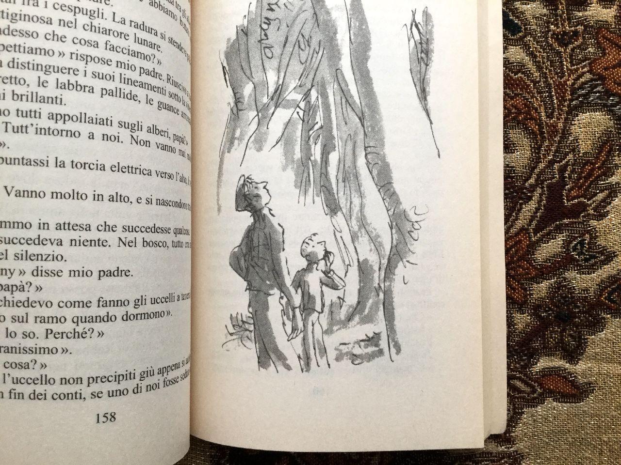 Roald Dahl, Danny il campione del mondo, Salani