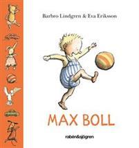 Barbro Lindgren, La palla di Max, Bohem press