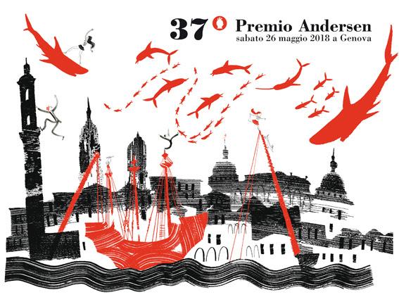 Premio Andersen 2018 - Alessandro Sanna