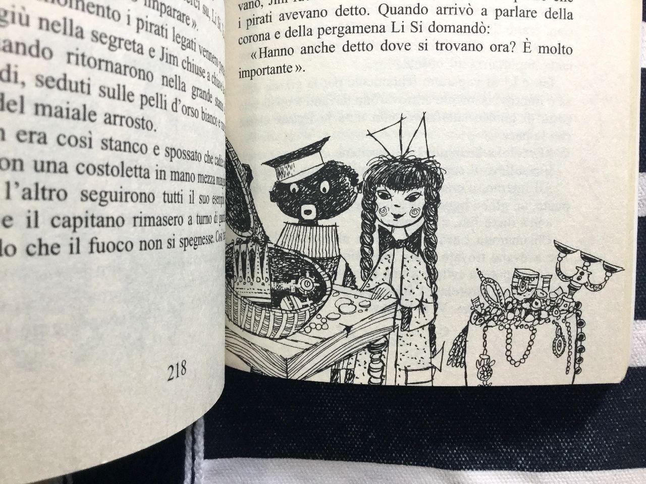 Michael Ende, La terribile banda dei tredici pirati, Salani