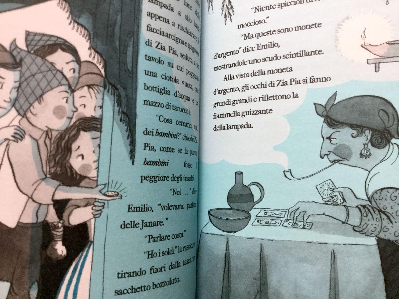 John Bemelmans Marciano - Sophie Blackall, Le streghe di Benevento, Primavera edizioni