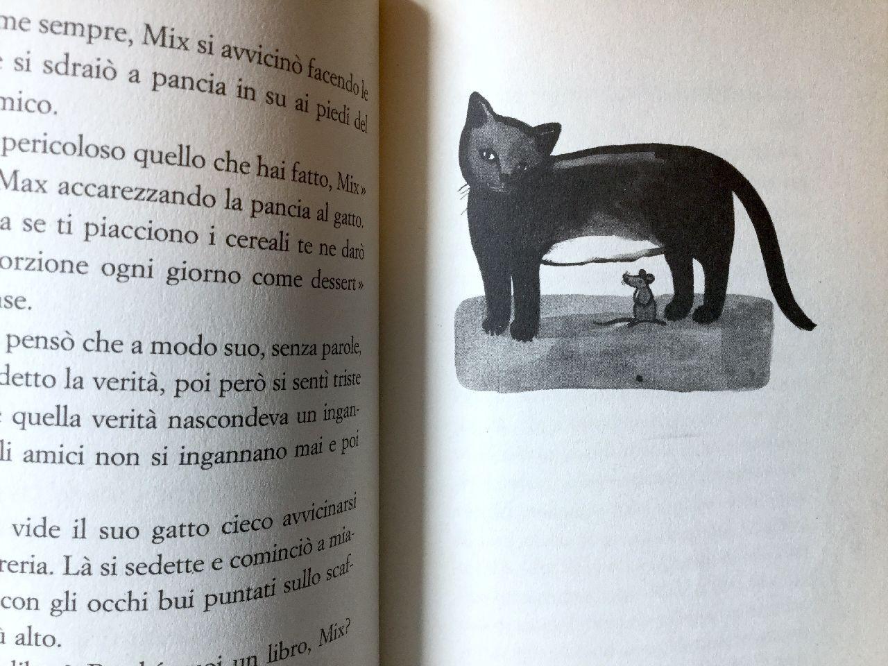 Luis Sepúlveda, Storia di un gatto e del topo che diventò suo amico, Guanda