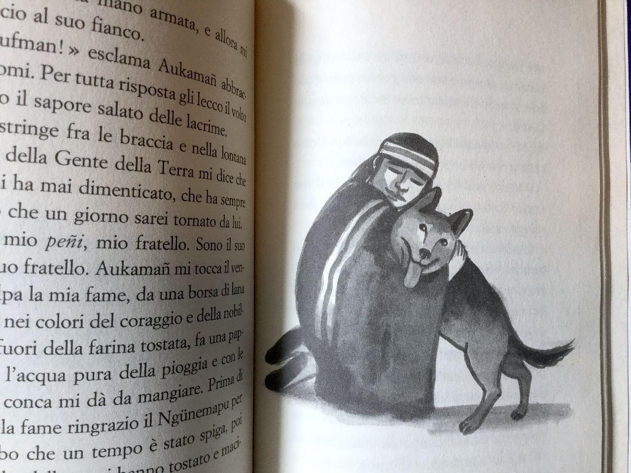 Luis Sepúlveda, Storia di un di un cane che insegnò ad un bambino la fedeltà, Guanda