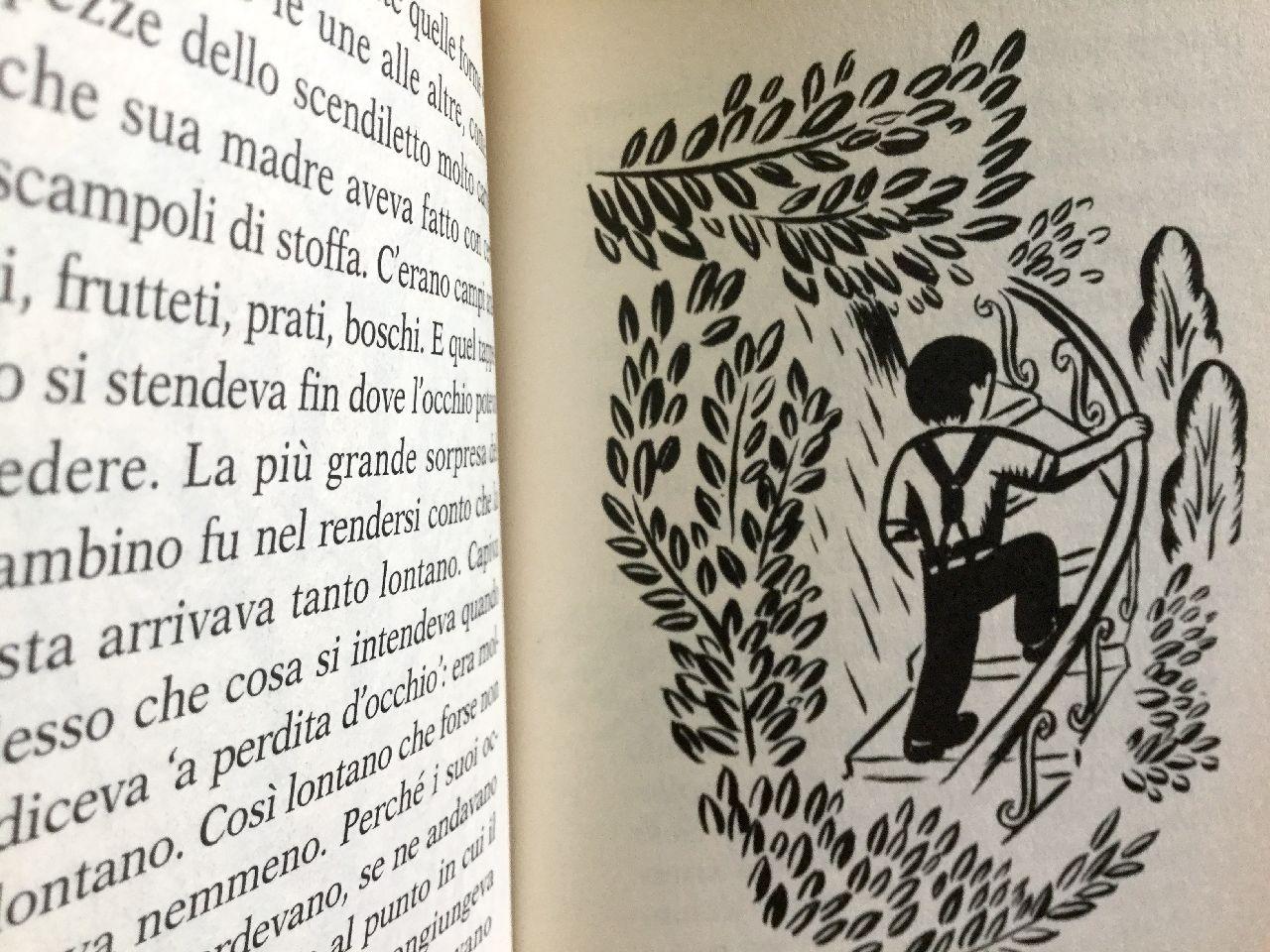 Jean Giono, Il bambino che sognava l'infinito, Salani