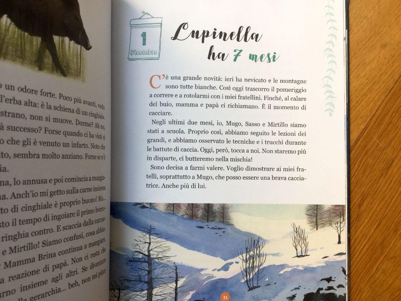 Giuseppe Festa - Mariachiara Di Giorgio, Lupinella, Editoriale Scienza