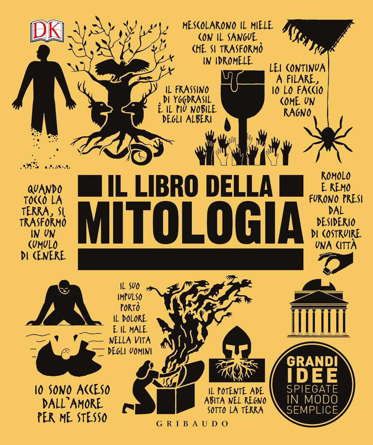 AA. VV., Il libro della mitologia, Gribaudo