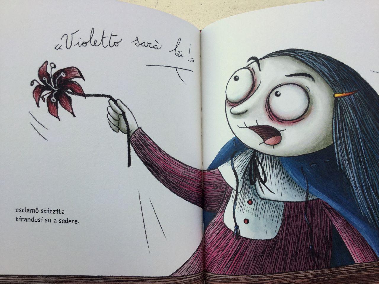 Barbara Cantini, Mortina, Mondadori