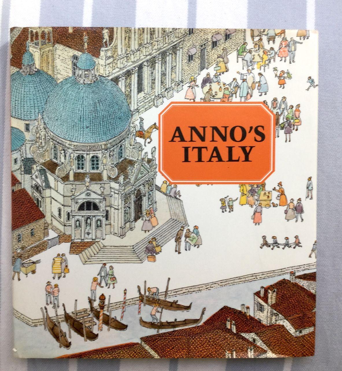 Mitsumasa Anno, Anno's Italy, Collins