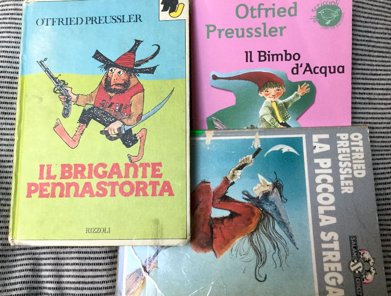 Otfried Presussler - Scaffale Basso
