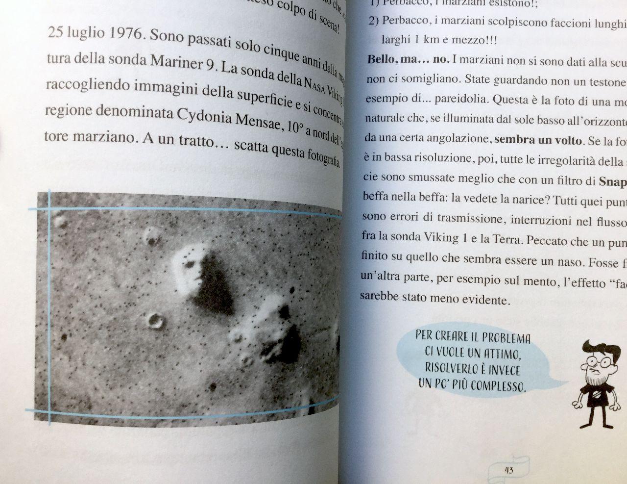 Luca Perri - Tuono Pettinato, Errori galattici, De Agostini