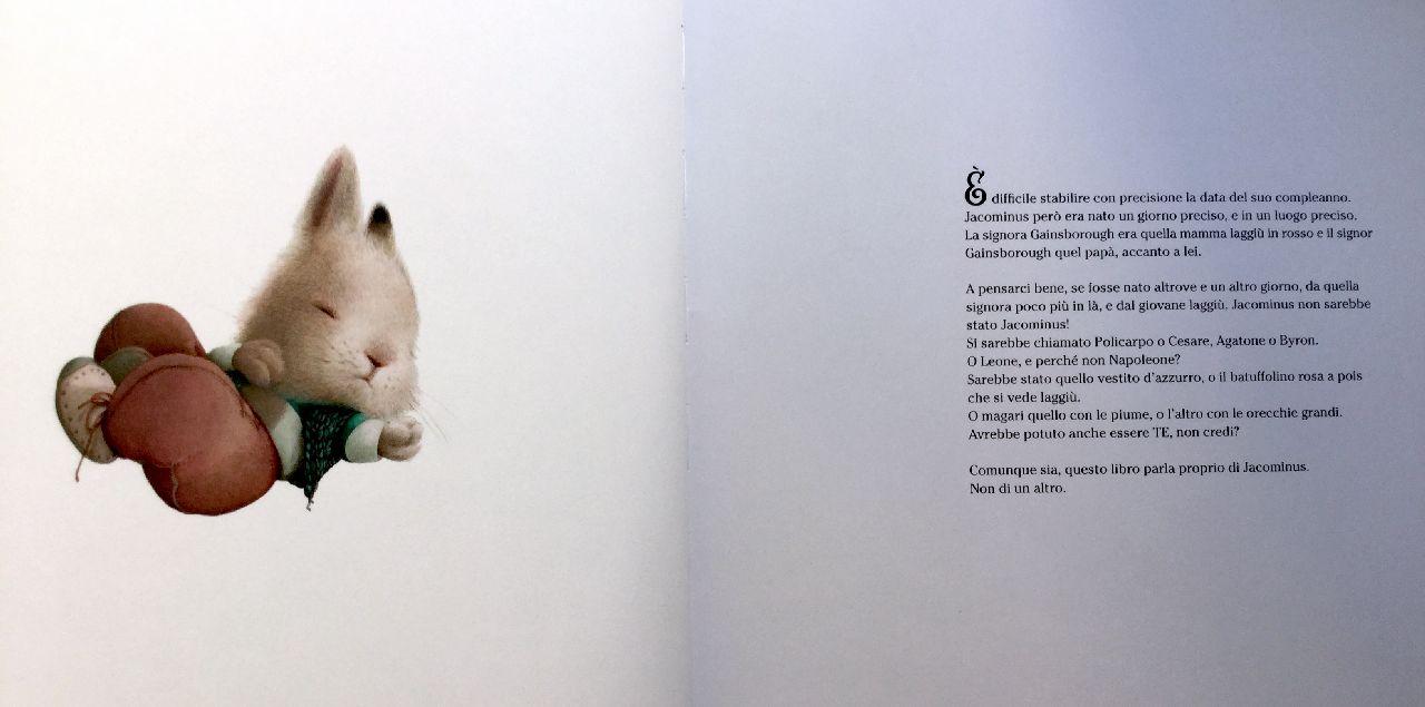 Rébecca Dautremer, Il libro delle ore felici di Jacominus Gainsbourgh, Rizzoli