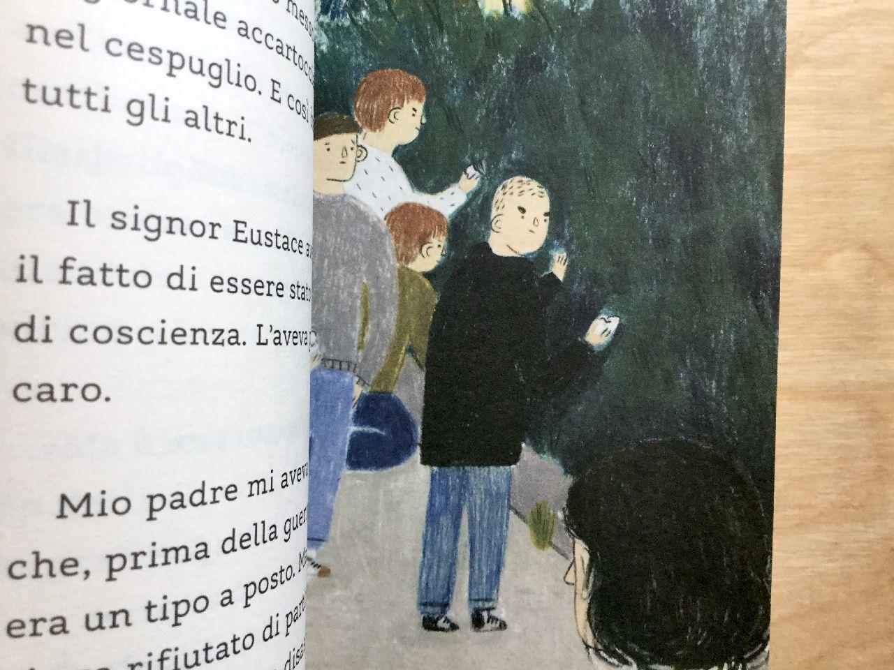 David Almond - Marianna Coppo, Klaus e i Ragazzacci, Sinnos