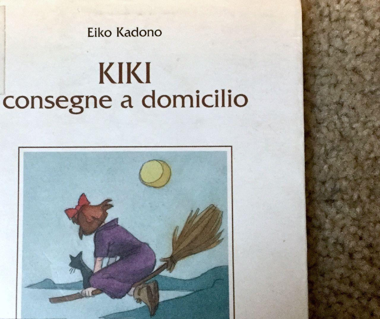 Eiko Kadono, Kiki consegne a domicilio, Kappalab