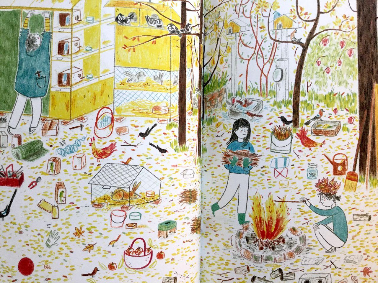 Irene Penazzi, Nel mio giardino il mondo, Terredimezzo