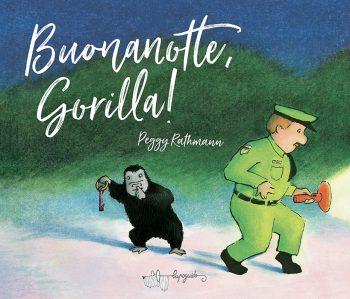 Peggy Rathmann, Buonanotte, Gorilla! Lupo Guido