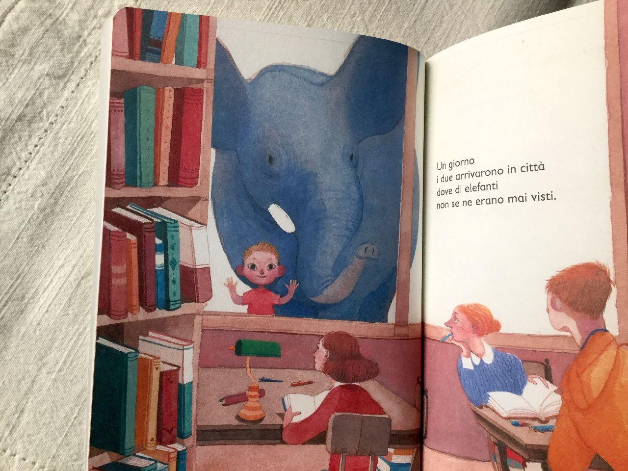 Lilliput, Troppo elefante di Daniele Movarelli e Veronica Ruffato